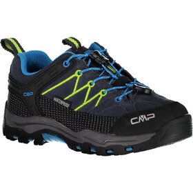 CMP Campagnolo Rigel WP Low Trekking Shoes Kids antracite-yellow fluo